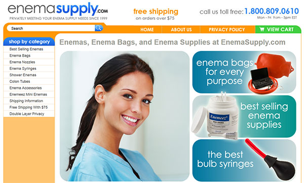 Enema Supply review